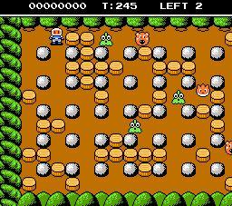Bomberman II (U) - screen 1