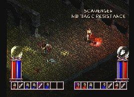 Diablo - screen 4