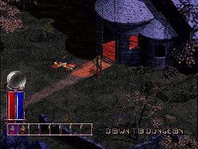 Diablo - screen 2