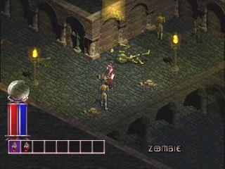 Diablo - screen 1