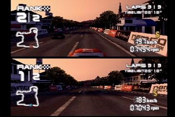 Ridge Racer Type 4 - screen 4