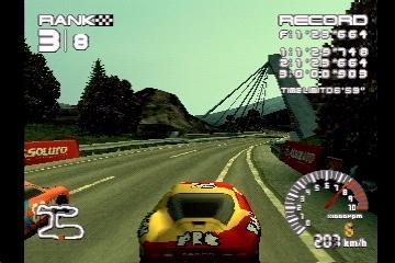 Ridge Racer Type 4 - screen 3