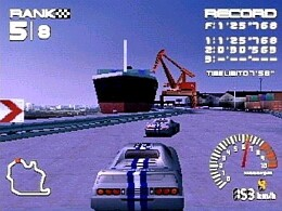 Ridge Racer Type 4 - screen 2
