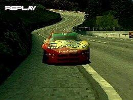 Ridge Racer Type 4 - screen 1