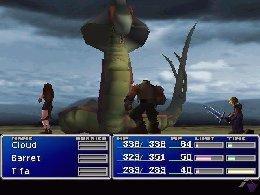 Final Fantasy VII - screen 16