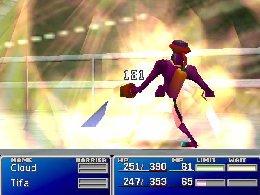 Final Fantasy VII - screen 15
