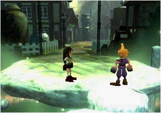 Final Fantasy VII - screen 10