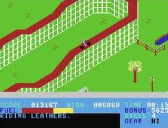 action biker - screen 1