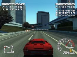 Ridge Racer Type 4 - screen 6