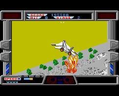 Afterburner - screen 1