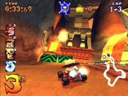 Crash Team Racing - screen 4