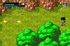 Dragon Ball Z: Legacy Of Goku 2 (PL) [xxxx] - screen 2