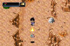 Dragon Ball Z: Legacy Of Goku 2 (PL) [xxxx] - screen 1