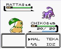 Pokemon Gold (PL) - screen 3