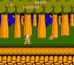 Adventure Island - screen 2