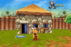 2 in 1: Asterix and Obelix (E) [2030] - screen 3