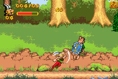 2 in 1: Asterix and Obelix (E) [2030] - screen 1