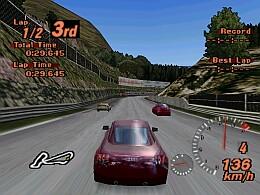 Gran Turismo 2 - screen 3