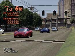 Gran Turismo 2 - screen 2