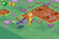 2 in 1: Crash Spyro Pack Volume 1 (E) [2053] - screen 2