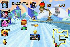2 in 1: Crash Spyro Pack Volume 1 (E) [2053] - screen 1