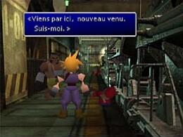 Final Fantasy VII - screen 7