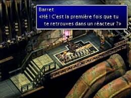 Final Fantasy VII - screen 4