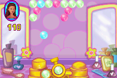 2 in 1 - Barbie Super Pack - Secret Agent and Groovy Game (E) [2162] - screen 2