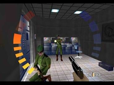 007 - GoldenEye (U) - screen 2