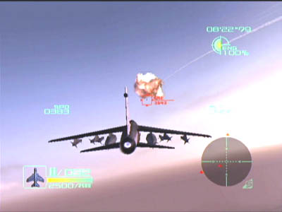 Air Force Delta - screen 4