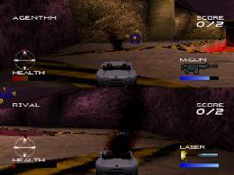 007 Racing - screen 1