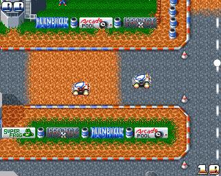 All Terrain Racing - screen 1