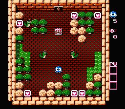 Adventures Lolo II - screen 2