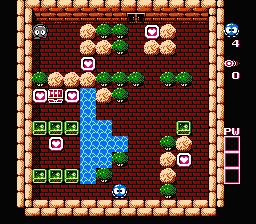 Adventures Lolo II - screen 1