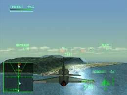 Ace Combat 2 - screen 1