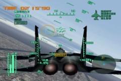 AeroWings 2 - Airstrike - screen 4