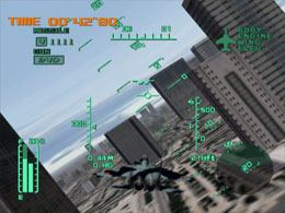 AeroWings 2 - Airstrike - screen 1