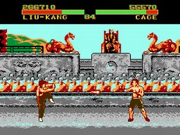 Mortal Kombat II - screen 2