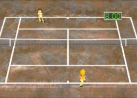 Anna Kurnikova's Smash Court Tennis - screen 2