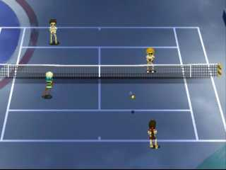 Anna Kurnikova's Smash Court Tennis - screen 1