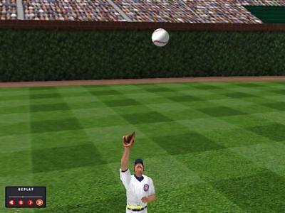 3D Baseball - screen 2