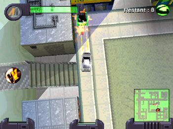 Action Man - Operation Extreme - screen 1