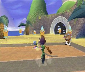 Spyro The Dragon 3 - Year Of The Dragon - screen 2