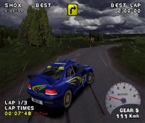 Rally 2 - screen 2