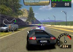 Need For Speed:Hot Pursuit 2 - screen 1