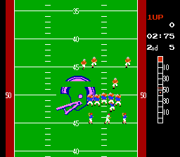 10-Yard Fight (U) - screen 2