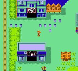 Adventures in the Magic Kingdom (U) - screen 2