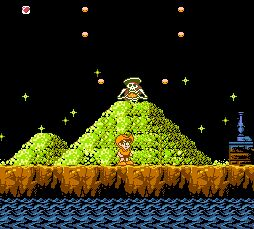 Adventures in the Magic Kingdom (U) - screen 1