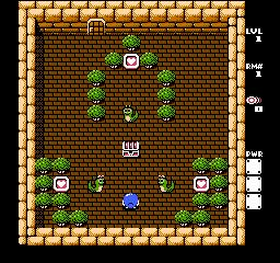 Adventures of Lolo 3 (U) - screen 2