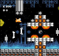Air Fortress (J) - screen 2